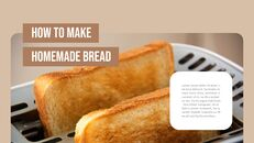 수제 빵 파워포인트 슬라이드 디자인_24
