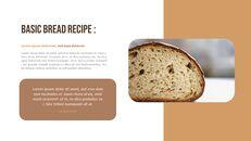 수제 빵 파워포인트 슬라이드 디자인_25