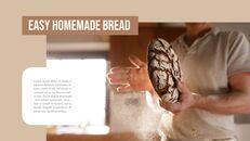 수제 빵 파워포인트 슬라이드 디자인_26