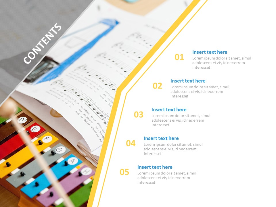 Powerpoint Music Template from imgscf.slidemembers.com