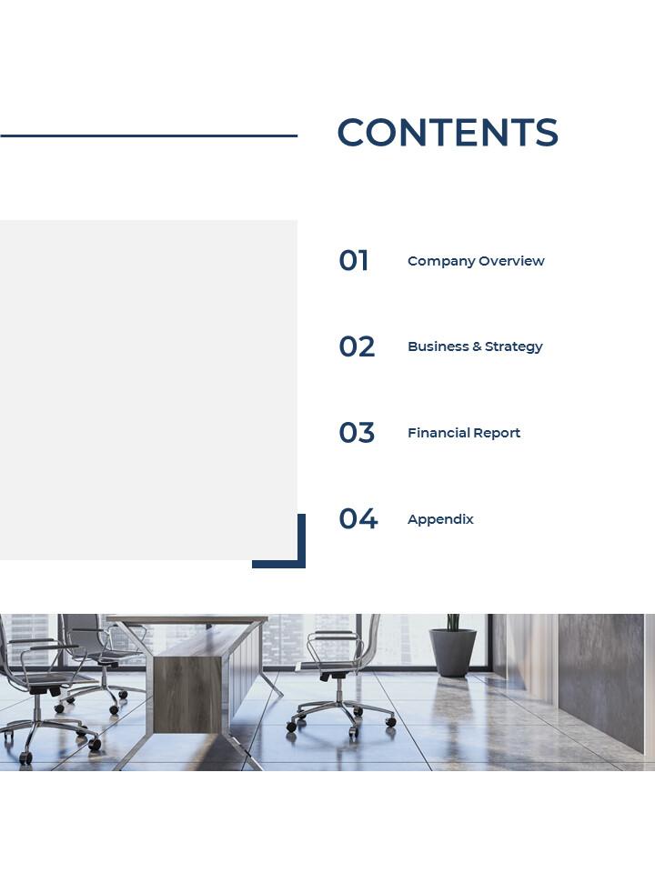 Blue Layout 연례 보고서 베스트 프레젠테이션 디자인_02