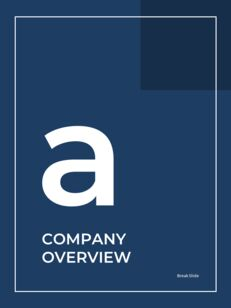 Blue Layout 연례 보고서 베스트 프레젠테이션 디자인_03