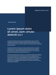 Blue Layout 연례 보고서 베스트 프레젠테이션 디자인_05