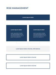 Blue Layout 연례 보고서 베스트 프레젠테이션 디자인_17