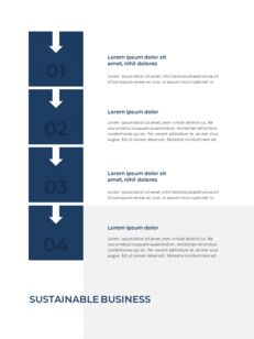 Blue Layout 연례 보고서 베스트 프레젠테이션 디자인_18