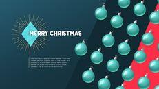 멋진 크리스마스 보내세요 모던한 PPT 템플릿_25
