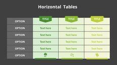 3 개의 수평 목록 테이블 세트_04