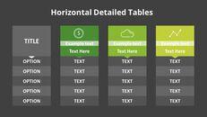 3 개의 수평 목록 테이블 세트_06
