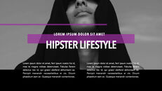 Hipster Lifestyle team presentation template_07