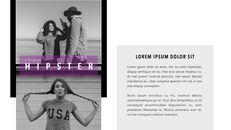 Hipster Lifestyle team presentation template_09