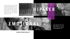Hipster Lifestyle team presentation template_15