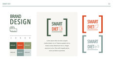 Smart Diet App PPT Keynote_03