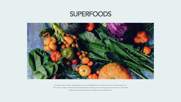 Superfoods professional presentation_02