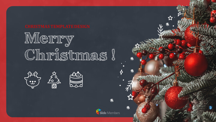 Merry Christmas PPT Model_01