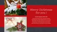 Merry Christmas PPT Model_16