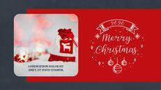 Merry Christmas PPT Model_19