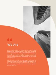 Abstract Annual Report Template PPT Presentation Samples_03