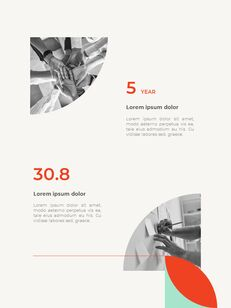 Abstract Annual Report Template PPT Presentation Samples_04