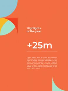 Abstract Annual Report Template PPT Presentation Samples_13