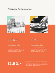 Abstract Annual Report Template PPT Presentation Samples_25