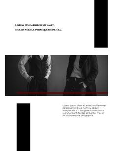 Homme Theme Desgin Template PowerPoint Templates_05