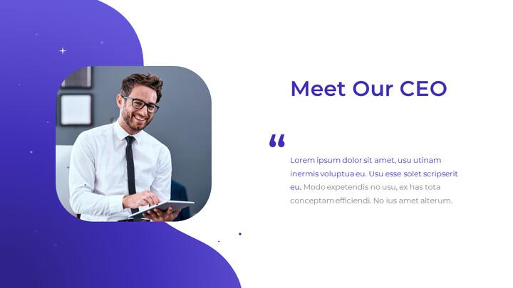 Incontra il nostro CEO Modello singolo_01