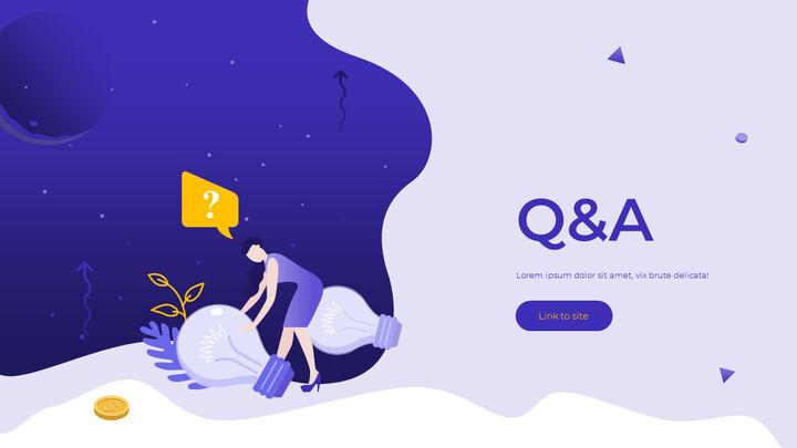 Q & A 파워포인트 레이아웃_01