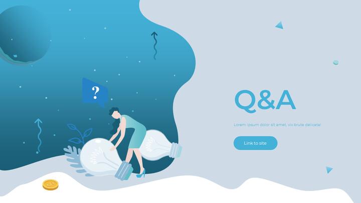 Q & A 파워포인트 레이아웃_02