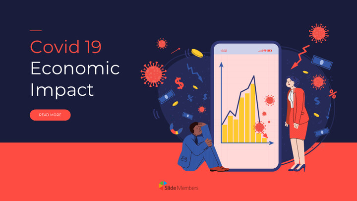 Covid 19 Economic Impact Presentation Template pitch presentation template_01