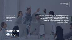 Startup Business Plan presentation slide_04