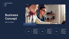 Startup Business Plan presentation slide_10