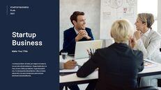Startup Business Plan presentation slide_14