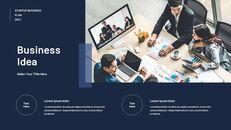 Startup Business Plan presentation slide_15