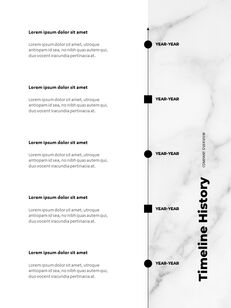 Marble Background Design Annual Report Google Presentation Templates_07