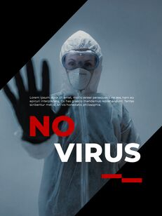 Virus Pandemic Poster Layout Template Google PowerPoint Presentation_11