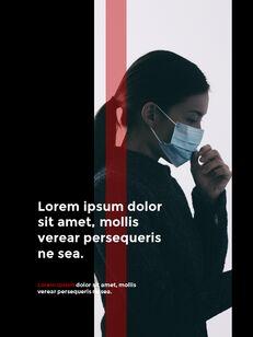 Virus Pandemic Poster Layout Template Google PowerPoint Presentation_13
