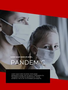 Virus Pandemic Poster Layout Template Google PowerPoint Presentation_22