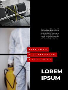 Virus Pandemic Poster Layout Template Google PowerPoint Presentation_25