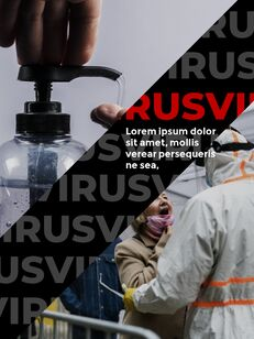 Virus Pandemic Poster Layout Template Google PowerPoint Presentation_28