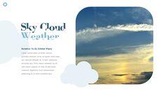 다양한 날씨 편집이 쉬운 프레젠테이션 템플릿_09