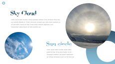 다양한 날씨 편집이 쉬운 프레젠테이션 템플릿_10
