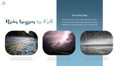 다양한 날씨 편집이 쉬운 프레젠테이션 템플릿_17