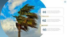 다양한 날씨 편집이 쉬운 프레젠테이션 템플릿_21