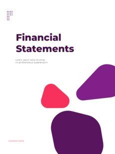 추상 배경 사업 보고서 파워포인트 프레젠테이션 예제_23