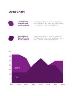 추상 배경 사업 보고서 파워포인트 프레젠테이션 예제_30