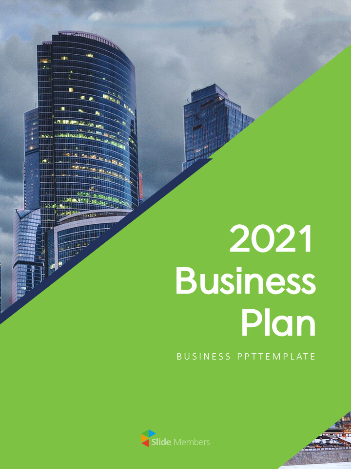 Plan De Negocios 2021 Plantillas De Powerpoint Para Empresas