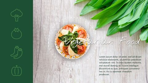Vegetarian Food Google Slides Themes for Presentations_03