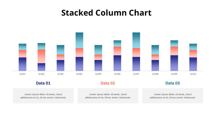 Stacked Column Chart_02
