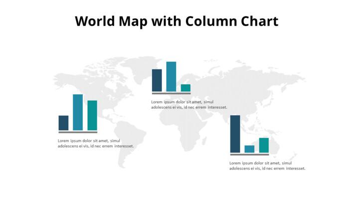 Various Comparison Column Chart_02