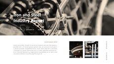 철강 산업에 대해 비즈니스 전략 파워포인트_06